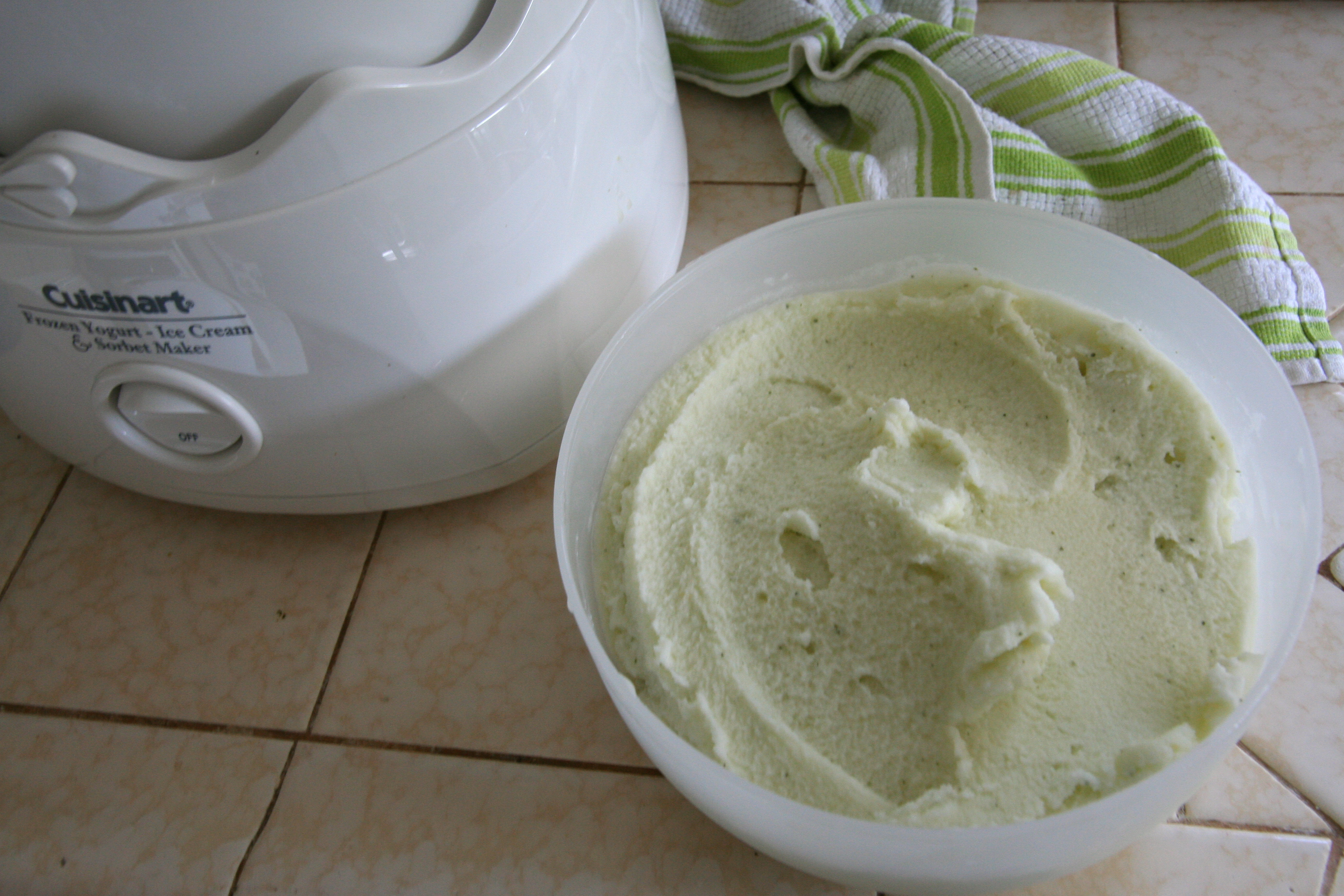 Lemon Mint Sherbet Recipes — Dishmaps