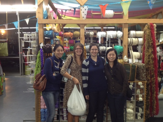 Fabric Planet meetup